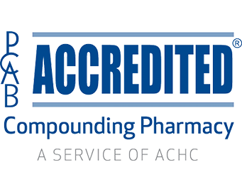 PCAB Accredited Compounding Pharmacy