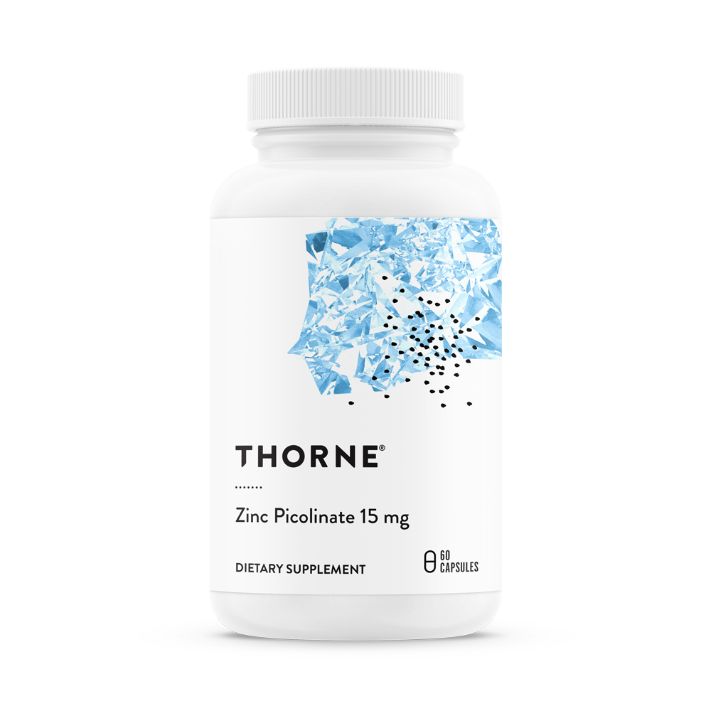 Zinc Picolinate 15mg by Thorne